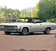1966 Chevrolet Caprice 396 BB by DaveKoontz