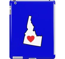 I Love Idaho iPad Case/Skin