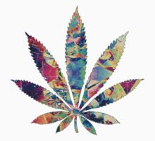 Trippy Leaf by thesupremelife