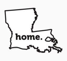 Louisiana. Home. by Carolina Swagger
