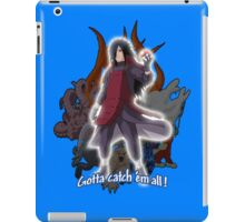Gotta Catch All The Tailed Beasts iPad Case/Skin