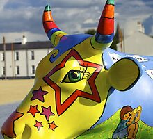 Play Trail - Asperations Cow, Ebrington by George Row