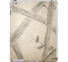 Sumi-E From All Angles iPad Case/Skin