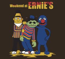 Weekend At Ernie's by BenClark