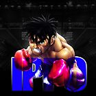 Ippo the Boxer by markusian