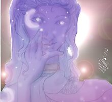 Artemis by gorshatastic