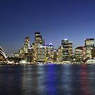 City Lights by Steve Randall