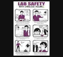 Lab Safety with Sherlock Holmes  Kids Clothes