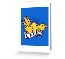 Forever Wark Greeting Card