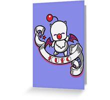 Forever Kupo Greeting Card