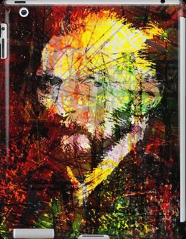 Vincent Van Gogh by brandon lynch