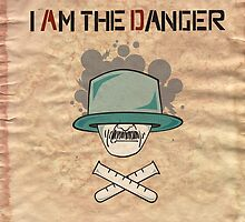 I Am The Danger by Alyssa Brensinger