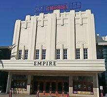 Empire Theatre, Toowoomba, Australia by Margaret  Hyde