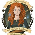 Merida - Brave by muin-an-staers