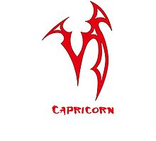 Zodiac Street Wear ...Capricorn by Doiron9