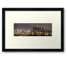 Los Angeles Framed Print