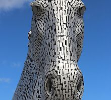 A Kelpie by John Messingham