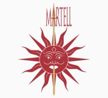 Martell logo / Game of Thrones by mlmatov