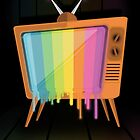 Rainbow TV by Adamzworld