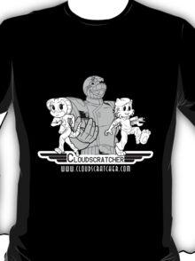 Cloudscratcher - White T-Shirt