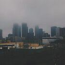 LA in the morning by Santamariaa