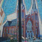Rainbow church by Santamariaa