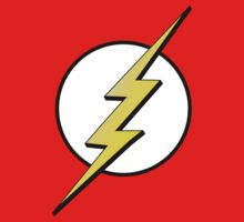 The Flash Logo Kids Clothes