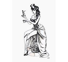 Burlesque circus Photographic Print