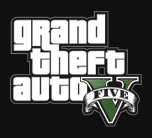 Grand Theft Auto 5 (GTA V) by shirtshirtshirt