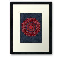 Legend of Korra - Red Lotus Framed Print