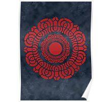 Legend of Korra - Red Lotus Poster