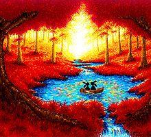 CIRCLE OF HOPE by BUDDYFORME