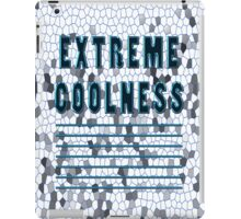 EXTREME coolness *** iPad Case/Skin