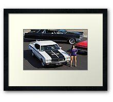 Buick GSX Framed Print