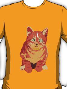 RED KITTEN T-Shirt