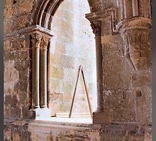 Sé de Lisboa. Igreja de Santa Maria Maior.  by terezadelpilar~ art & architecture