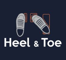 Heel & Toe (4) by PlanDesigner