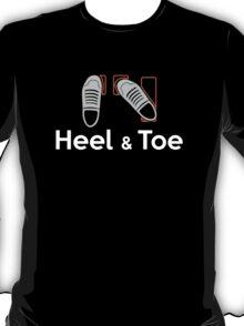 Heel & Toe (4) T-Shirt