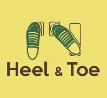 Heel & Toe (5) by PlanDesigner