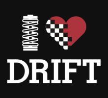 I Love Drift (2) by PlanDesigner