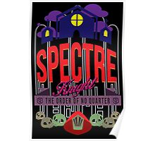 SPECTRE KNIGHT Poster