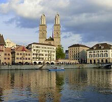 Zurich  - You Touched My Heart by Charmiene Maxwell-batten