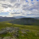 The Lake District: Middle Fell by Rob Parsons
