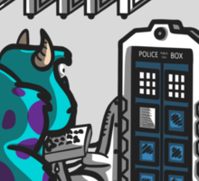 Doctor Sulley Sticker