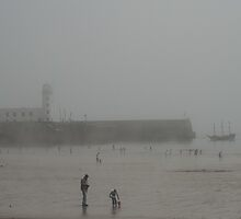 Scarborough Sea Fret by Mike-G
