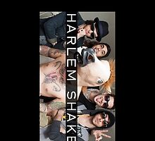 Band Harlem Shake (Featuring SWS, PTV, OM&M, and ATL Frontmen) Phone Case by LivingInADream