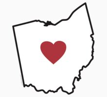 I Love Ohio by Carolina Swagger