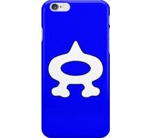 Team Aqua (Style B) iPhone Case/Skin