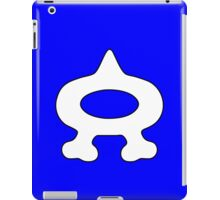 Team Aqua (Style B) iPad Case/Skin