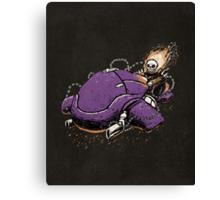 Master Rider Canvas Print